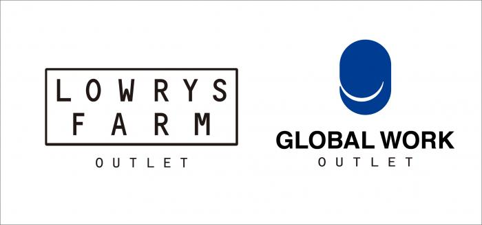 GLOBAL WORK・LOWRYS FARM